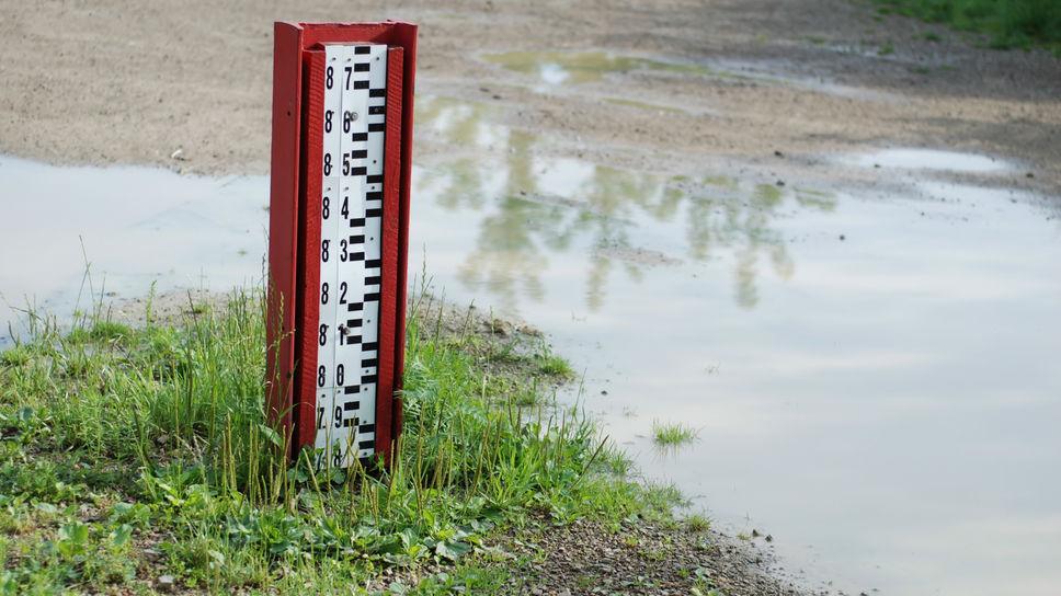 Измерение уровня воды картинки